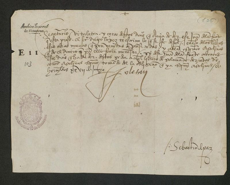 Carta del cardenal Francisco Jiménez de Cisneros a su secretario, Jorge de Baracaldo, indicándole que adquiera todas las obras nuevas. Hornillos, 27 de junio [1507].