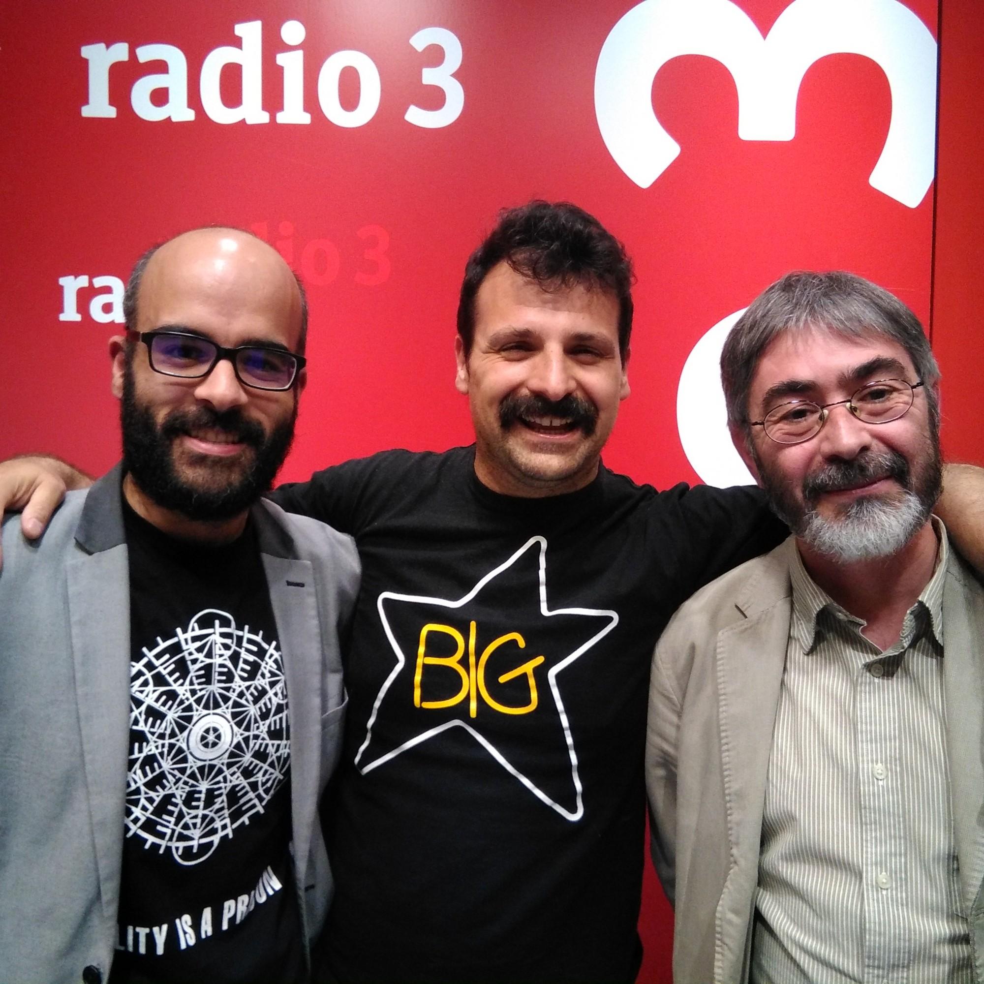 Radio3. con Ángel Carmona