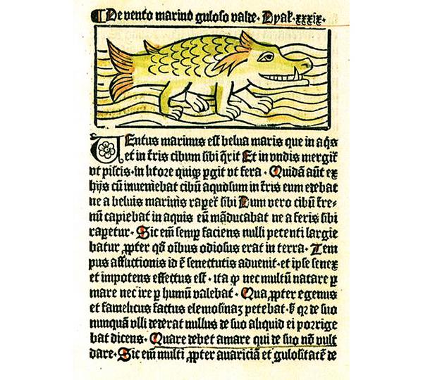 Dyalogus creaturarum moralizatus