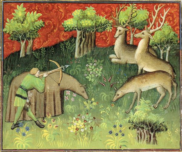 Livre de la chasse